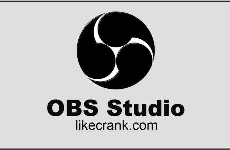 OBS Studio 27.0.1 Crack With Serial Key Free Download (Latest 2021)