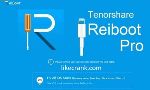 Tenorshare ReiBoot Pro 8.0.13.5 Crack With Serial Key Download (Latest)